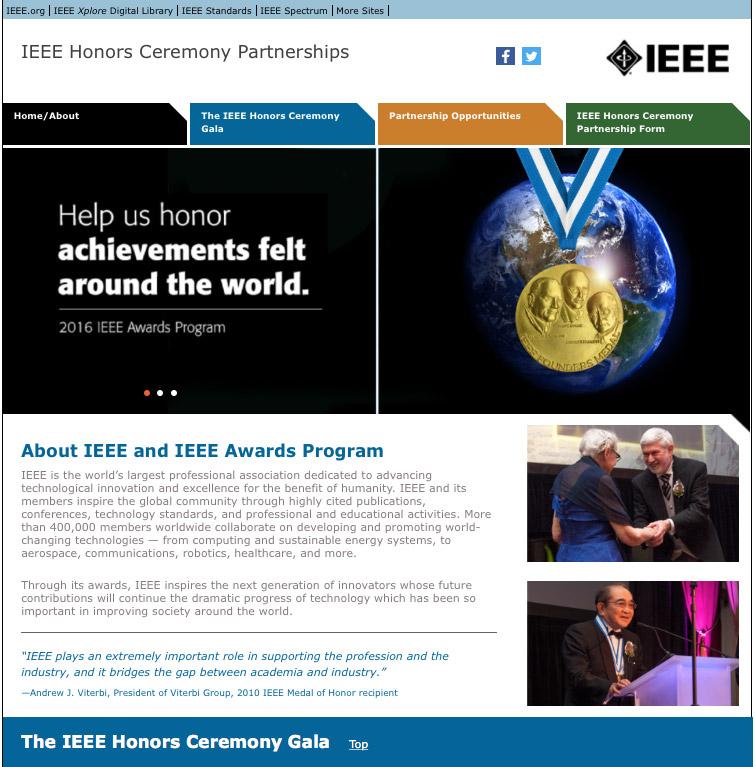 IEEE-HONORS