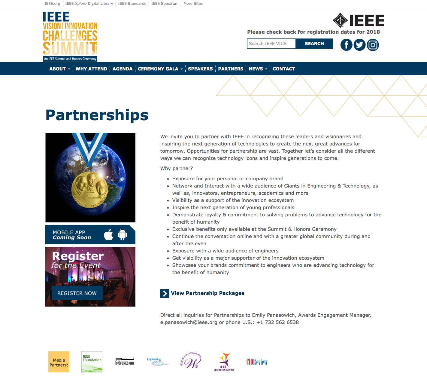 IEEE-vics-partnerships